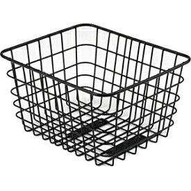 ヤマハ YAMAHA スチール製バスケット(ブラック) Q5K-BSC-002-P14[Q5KBSC002P14]