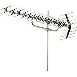 【送料無料】 日本アンテナ 地上デジタル放送対応20素子UHFアンテナ(オールチャンネル) AU20AX