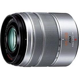 パナソニック Panasonic カメラレンズ LUMIX G VARIO 45-150mm/F4.0-5.6 ASPH./MEGA O.I.S. LUMIX(ルミックス) シルバー H-FS45150-S [マイクロフォーサーズ /ズームレンズ][HFS45150S]