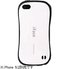 HAMEE ハミィ iPhone 5s/5用 iface First Class ケース (ホワイト)