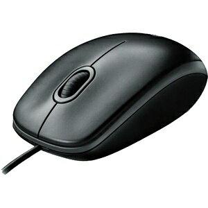 ロジクール 有線光学式マウス[USB]簡単接続(3ボタン・ブラック) M100rBK