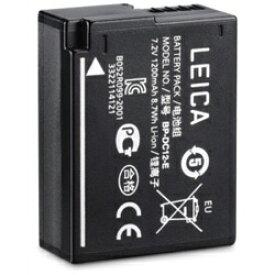 ライカ Leica V-LUX 4用バッテリー BP-DC12-U[VLUX4ヨウバッテリーBPDC12U]