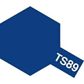 タミヤ TAMIYA タミヤカラー TS-89 パールブルー