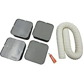 日立 HITACHI ドラム式洗濯乾燥機専用 直下排水キット(内面フラットホース) HO-BD4[HOBD4]【洗濯機】