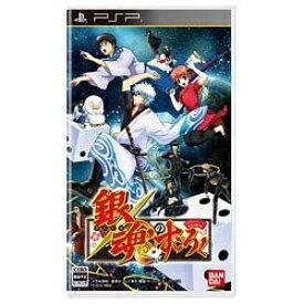 バンダイナムコエンターテインメント BANDAI NAMCO Entertainment 銀魂のすごろく【PSPゲームソフト】