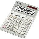 シャープ SHARP 実務電卓(セミデスクトップタイプ・12桁) CS-S952C-X[CSS952CX]