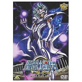 バンダイビジュアル BANDAI VISUAL 聖闘士星矢Ω 5 【DVD】
