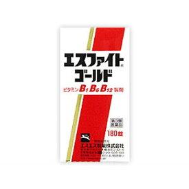 【第3類医薬品】 エスファイトゴールド(180錠)〔ビタミン剤〕【wtmedi】エスエス製薬 SSP
