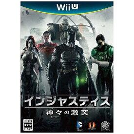 ワーナーブラザースジャパン Warner Bros. インジャスティス:神々(ヒーロー)の激突【Wii Uゲームソフト】
