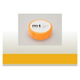 カモ井加工紙 KAMOI mt マスキングテープ(ショッキングオレンジ) MT01P180