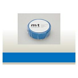 カモ井加工紙 KAMOI mt マスキングテープ(ブルー) MT01P183