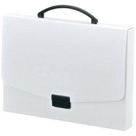 リヒトラブ LIHIT LAB. バッグ A4サイズ AQUA DROPs A-5005-0 白[A50050]