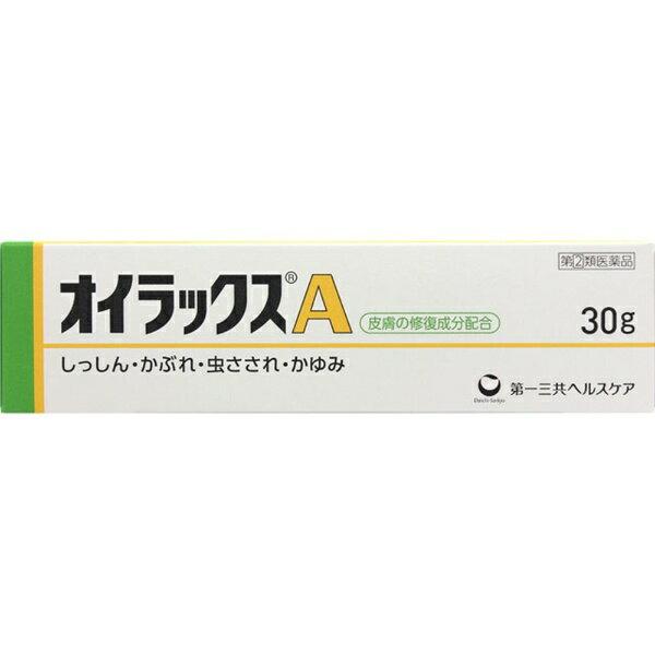 【第(2)類医薬品】 オイラックスA(30g)第一三共ヘルスケア