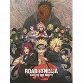 ソニーミュージックマーケティング ROAD TO NINJA -NARUTO THE MOVIE- 完全生産限定版 【DVD】