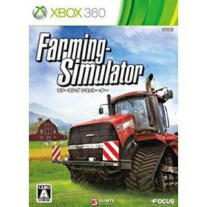 ラッセル Farming Simulator【Xbox360ゲームソフト】[FARMINGSIMULATOR]