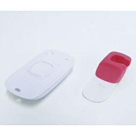 フォーサイト iPhone/iPad/iPod touch対応 「Snap remote」スタンド付カメラリモコン (ショッキングピンク) M335SPK