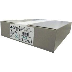 エーワン A-one ラベルシール上下余白付 プリンタ兼用 ホワイト 31354 [A4 /300シート /21面 /マット]【rb_mmme】