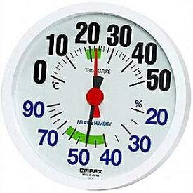 エンペックス EMPEX INSTRUMENTS TM-2671 温湿度計 LUCIDO(ルシード) [アナログ][TM2671]