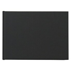 チクマ Chikuma ハートスケープ ベーシック L判 ブラック