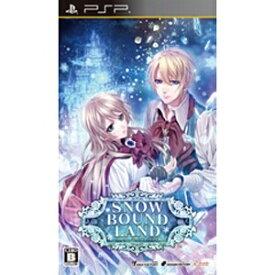 アイディアファクトリー IDEA FACTORY SNOW BOUND LAND 通常版【PSPゲームソフト】[SNOWBOUNDLAND]