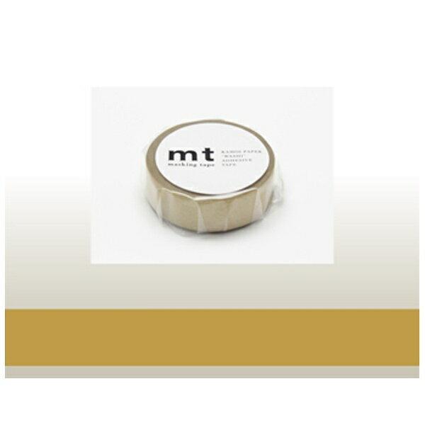 カモ井加工紙 KAMOI mt マスキングテープ(金) MT01P205