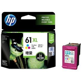 HP エイチピー CH564WA 純正プリンターインク 61XL 3色カラー[CH564WA]【wtcomo】