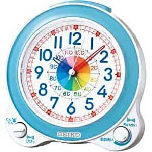 セイコー SEIKO 知育目覚まし時計 KR887L