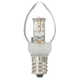 ヤザワ YAZAWA LDC1LG23E12 LED電球 ローソク形 クリア [E12 /電球色 /1個 /シャンデリア電球形][LDC1LG23E12]