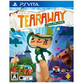 ソニーインタラクティブエンタテインメント Sony Interactive Entertainmen Tearaway 〜はがれた世界の大冒険〜【PS Vitaゲームソフト】