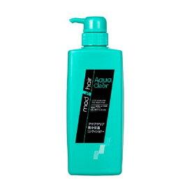 ユニリーバJCM Unilever mod's hair(モッズヘア) アクアクリア 集中保湿コンディショナー ポンプ(500ml)〔リンス・コンディショナー〕