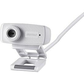 BUFFALO バッファロー BSWHD06M ウェブカメラ ホワイト [有線][BSWHD06MWH]