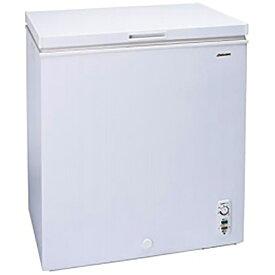 アビテラックス Abitelax 《基本設置料金セット》ACF-145C 冷凍庫 ホワイト [1ドア /上開き /145L][ACF145C]