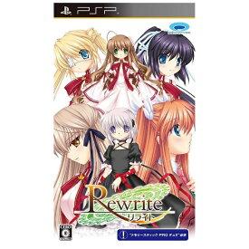 プロトタイプ PROTOTYPE Rewrite【PSPゲームソフト】