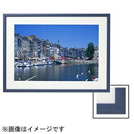 チクマ Chikuma 木製デザインフレーム FL-Series(A4/ブルー)[モクセイガクFLブルーA4]