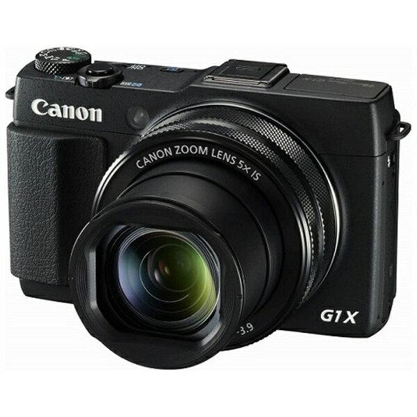 【送料無料】 キヤノン CANON コンパクトデジタルカメラ PowerShot(パワーショット) G1 X Mark II
