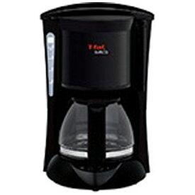 T-fal ティファール CM1538JP コーヒーメーカー SUBITO(スビト) ソリッドブラック[CM1538JP]