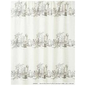 スミノエ SUMINOE レースカーテン プー/シークレット(100×176cm/ベージュ)【日本製】[M1103100X176]