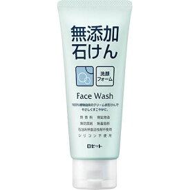 ロゼット ROSETTE 無添加 石けん洗顔フォーム(140g)[洗顔フォーム]【rb_pcp】