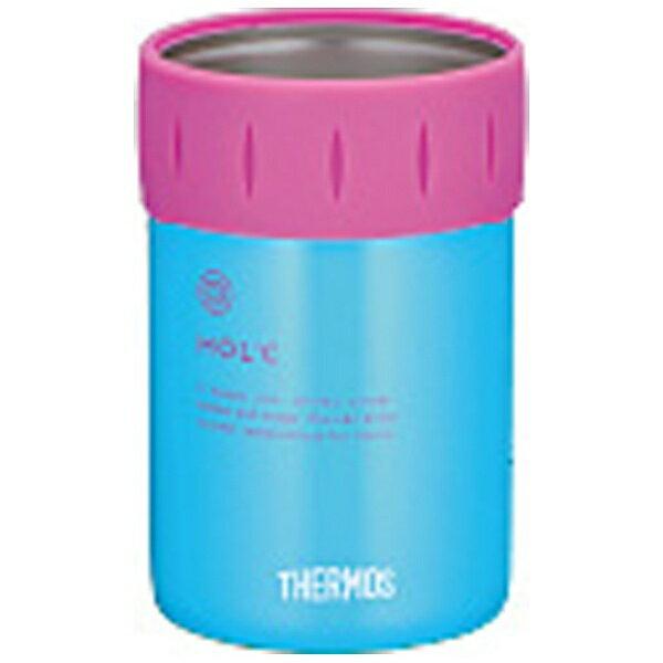 サーモス 保冷缶ホルダー(350ml缶用) JCB-351-BL ブルー[JCB351]