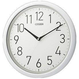 シチズン CITIZEN 掛け時計 防水型 オフィスタイプ 白 8MG799-003[8MG799003]
