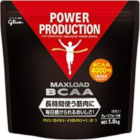 グリコ GLICO マックスロードBCAA【グレープフルーツ風味(無果汁)/1.0kg】[76008]