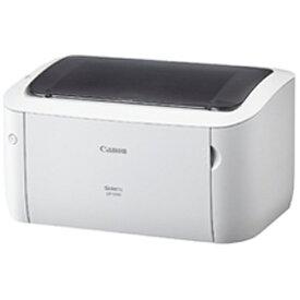 キヤノン CANON LBP6040 モノクロレーザープリンター Satera ホワイト [はがき〜A4][LBP6040]【プリンタ】