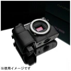 Kカンパニー 本革カメラケース 【ソニー α6000用】(ブラック) XS-CHA6000BK[XSCHA6000BK]
