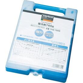 トラスコ中山 保冷剤 760g 強冷タイプ THZ760S