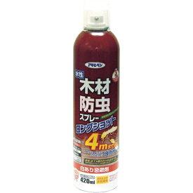 アサヒペン 木材防虫スプレー 521002