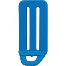 TJMデザイン タジマ安全帯 L型D環止め樹脂2穴・ブルー TALPD2BU