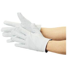 トラスコ中山 袖なし革手袋 フリーサイズ JK14