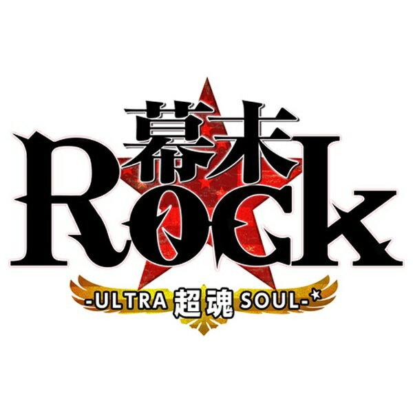 マーベラス 幕末Rock 超魂(ウルトラソウル) 通常版【PSPゲームソフト】