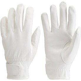トラスコ中山 ウェットガード手袋 Lサイズ ホワイト DPM810