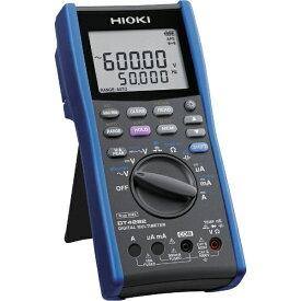 日置電機 HIOKI デジタルマルチメータ(A端子あり) DT4282